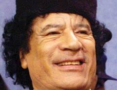Le parole di Gheddafi manipolate