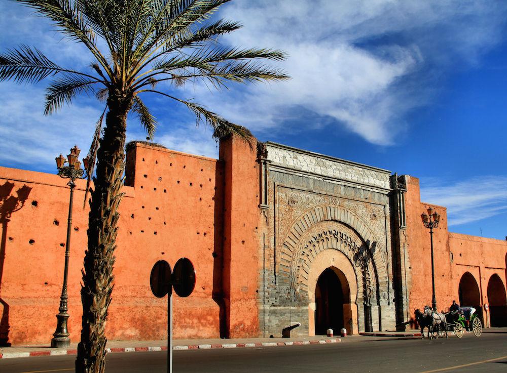 Passi avanti a Marrakech