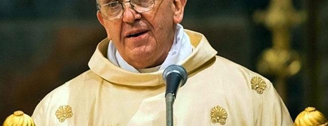 Non è guerra di religione: mondo arabo apprezza parole del Papa