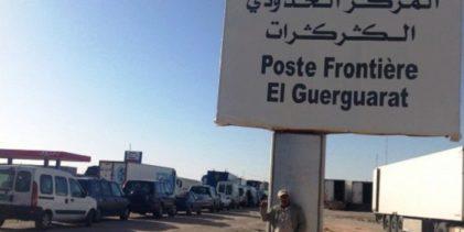 Il ritiro del Marocco da Guerguarat (Sahara Occidentale)
